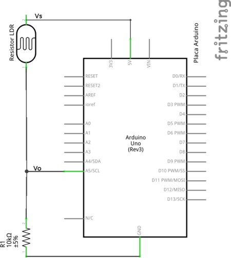 Nice Light Dependent Resistor Wikipedia Elaboration - Schematic ...